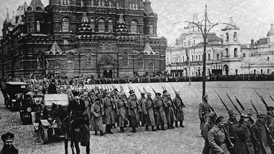 Ruská revoluce (1917)
