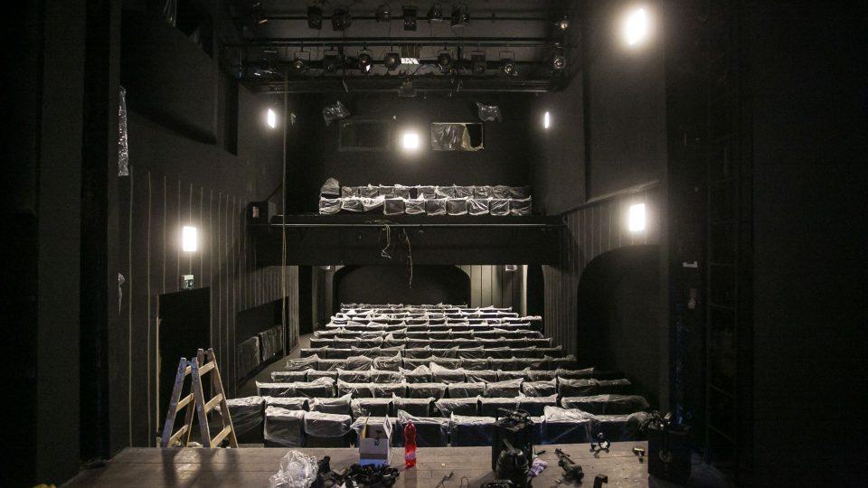 Rekonstruce Divadla Na Zábradlí (2017)