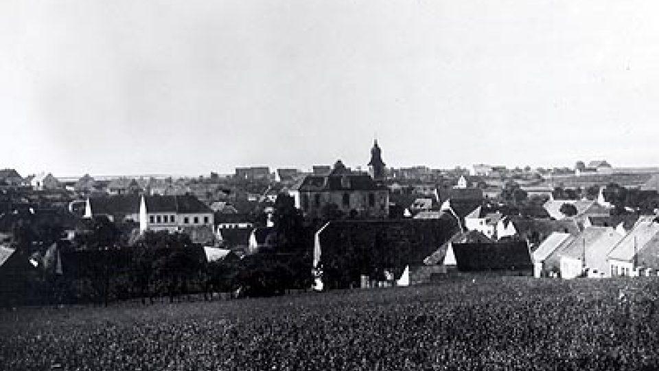 Obec Lidice