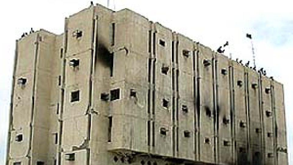 Budova tajné policie