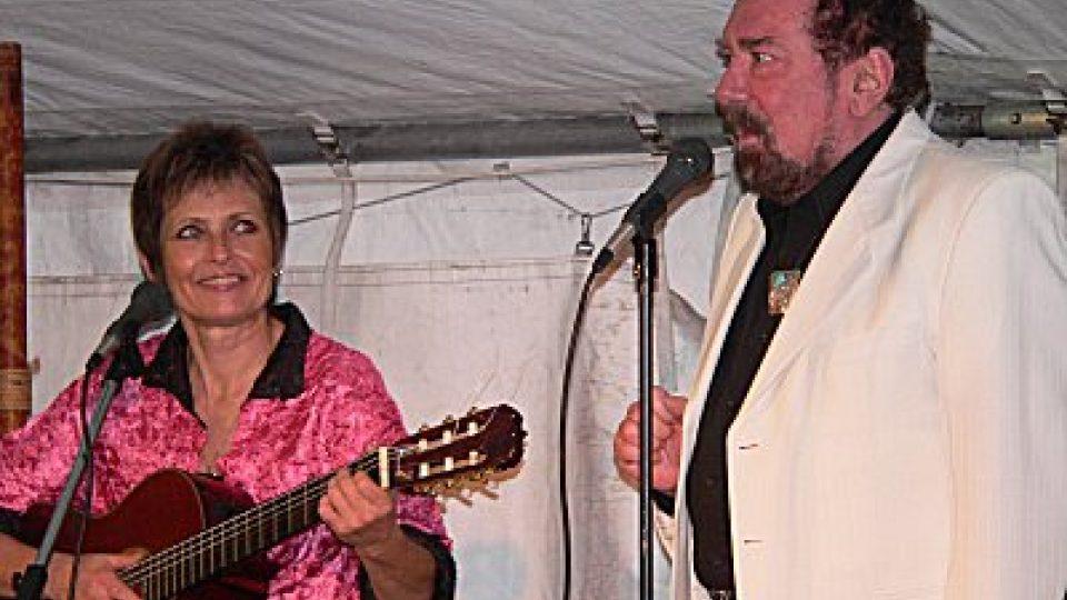 Manželé Matuškovi v Miami