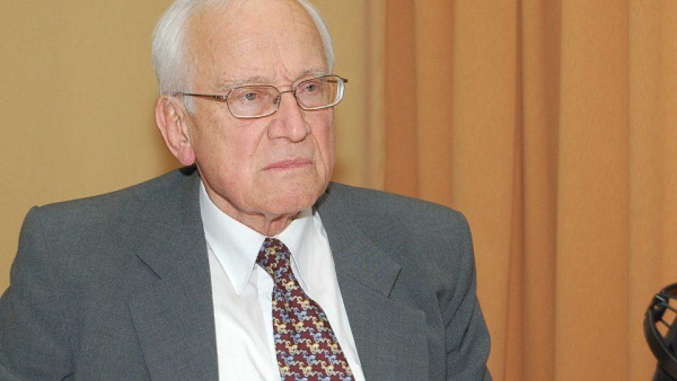 prof. Rudolf Zahradník - portrét