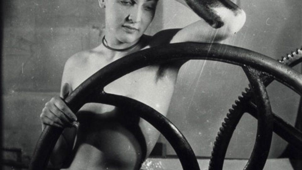 Man Ray: Zahalená erotika, 1933