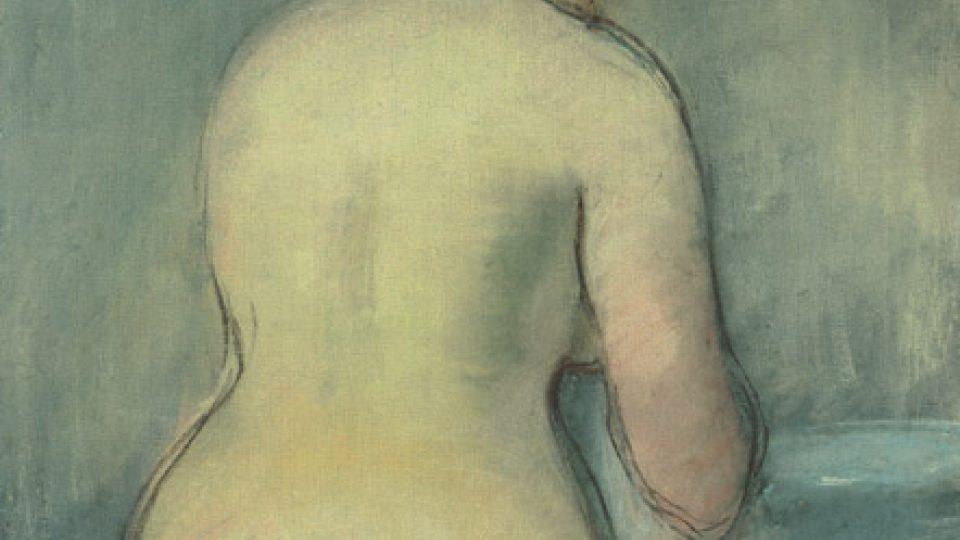 Edouard Manet: Toaleta, kolem 1879
