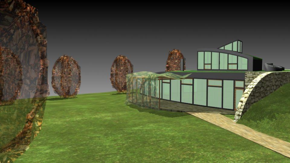 Projekt ateliéru arch. Vávry