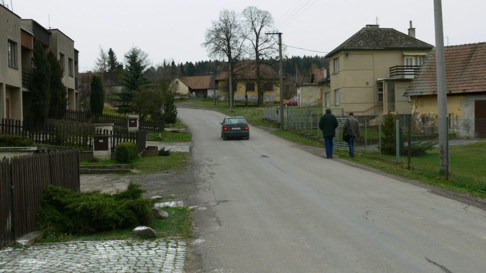 Procházka obcí Mladoňovice