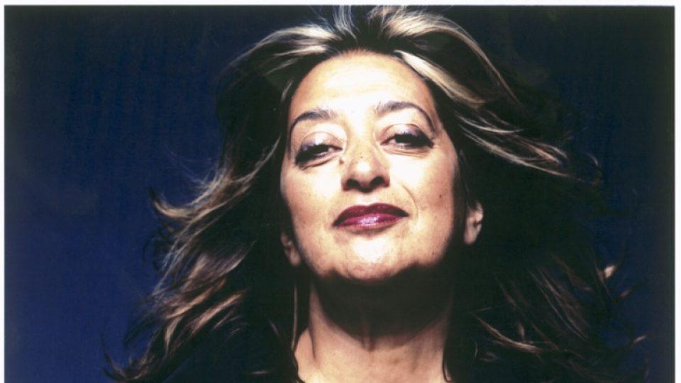 Zaha Hadid (*1950), foto: Steve Double
