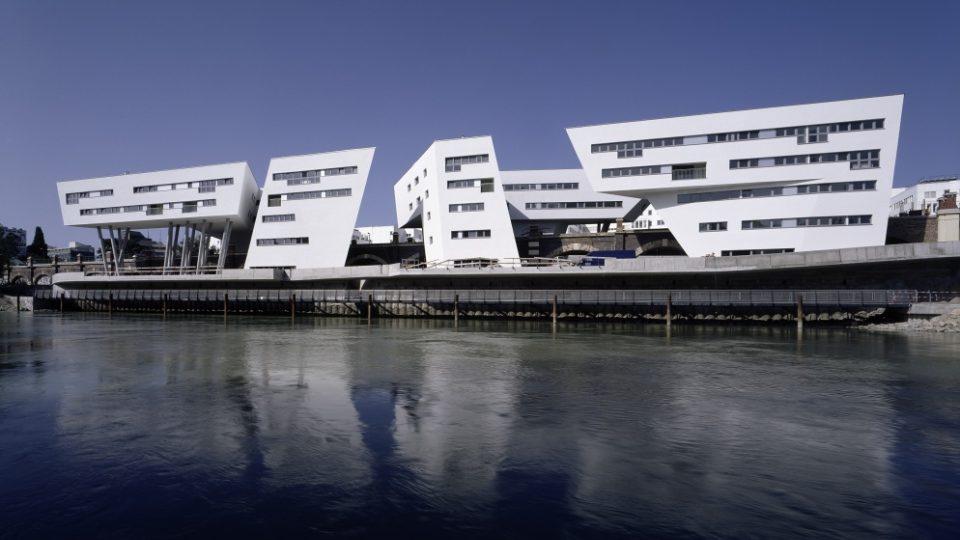 Spittelau Viaducts Housing, foto: Bruno Klomfar