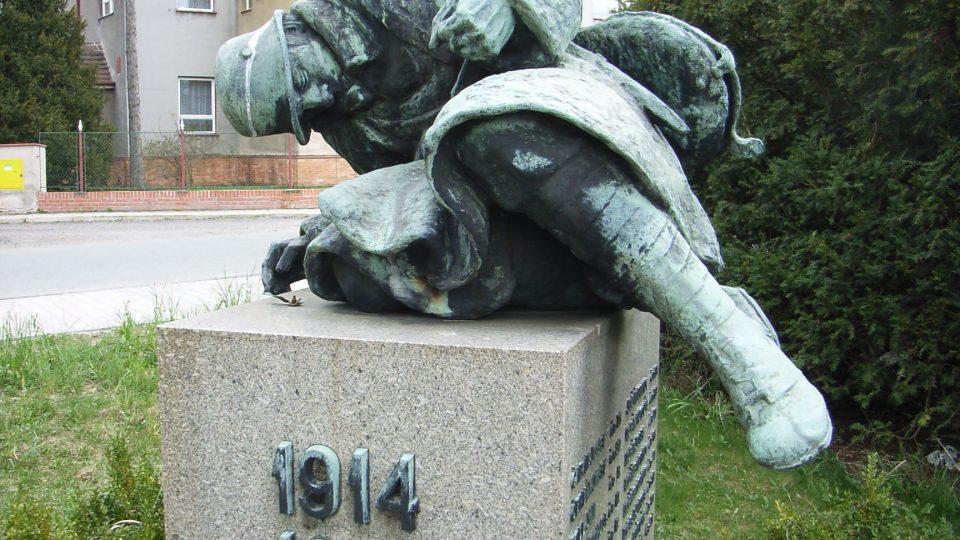 Památník padlým v obou světových válkách