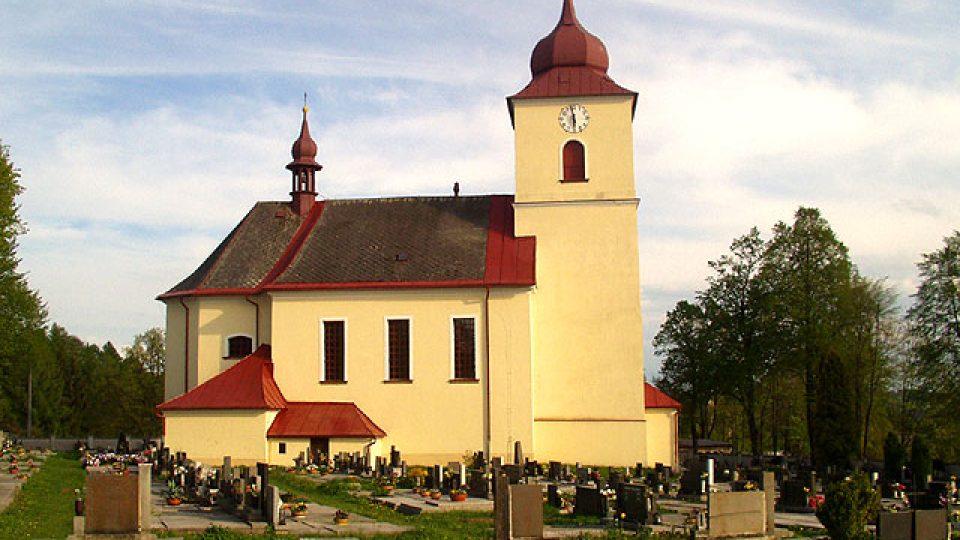 Kostel Proměnění páně