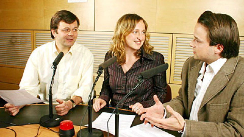 Moderátoři nového Radiofóra
