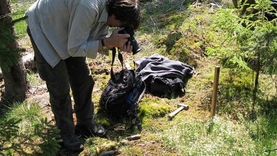 Fotodokumentace lokality