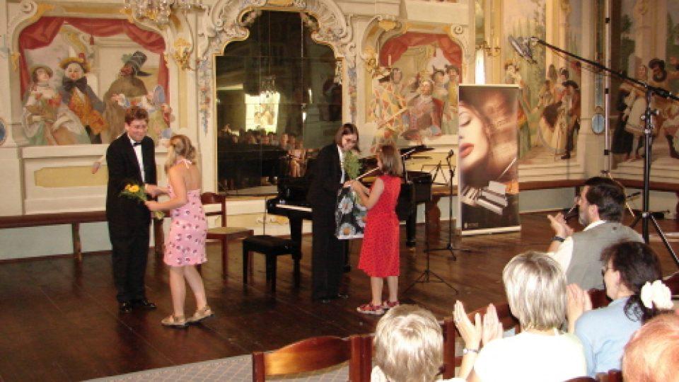 Concertino Praga na Jihočeském festivalu