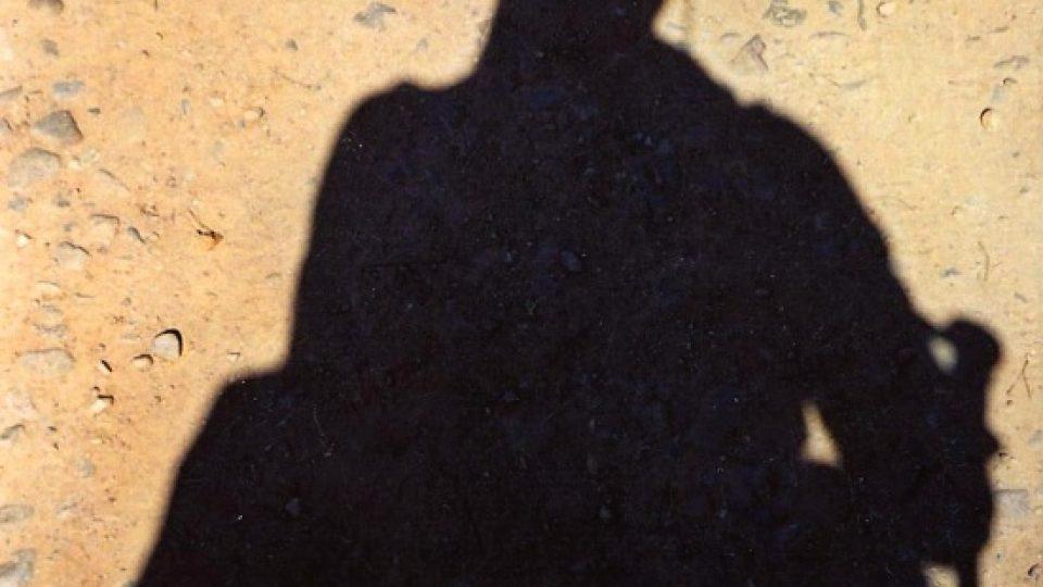 Stín poutníka Františka Lízny