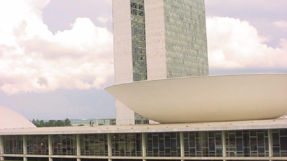 I na této stavbě v Brasilii pracovali čeští architekti