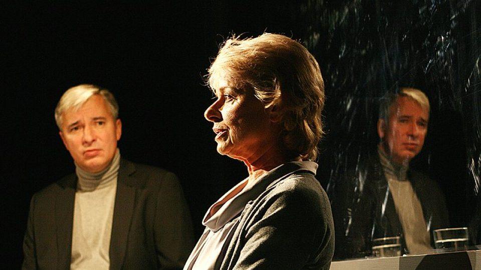Anglická milenka - V. Beneš a K. Burianová
