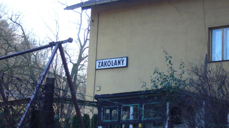 Zákolany - rodiště Antonína Zápotockého