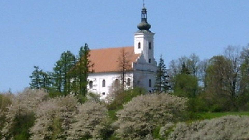 Kostel Panny Marie Pomocné