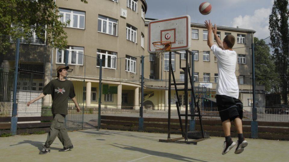 Oratoř - basket