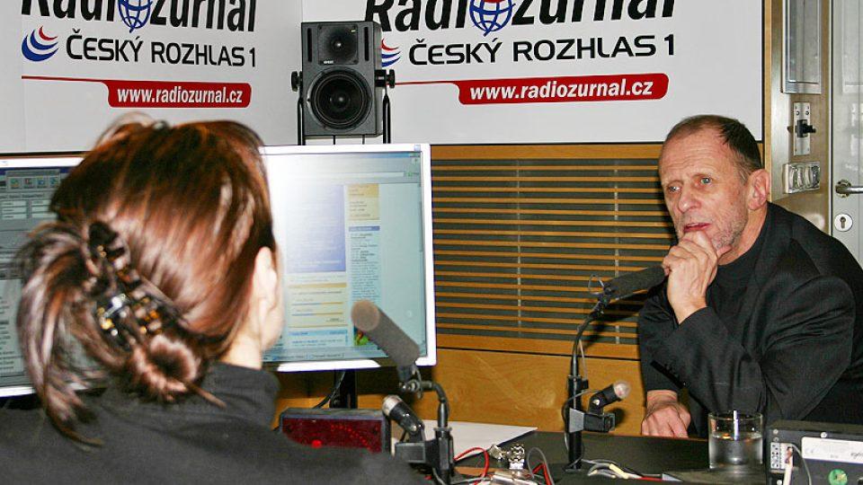 Michal Pavlata hraje v seriálu