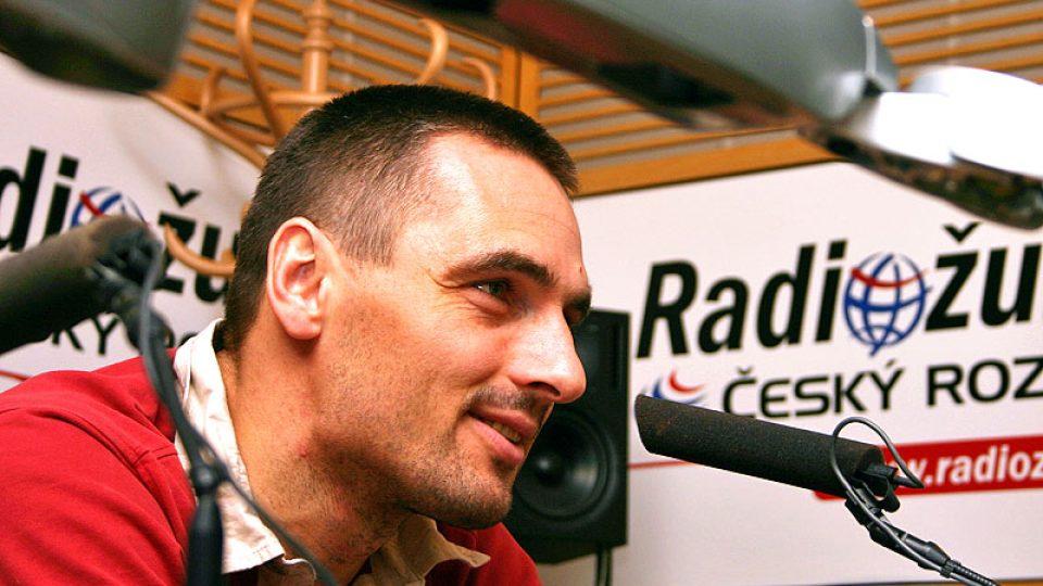 Roman Šebrle podporuje kandidaturu