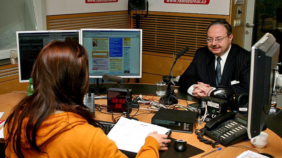 Moderátorka Lucie Výborná