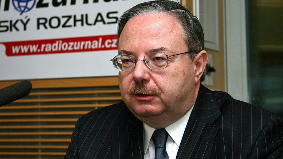 Vladimír Smejkal odpovídal na otázky