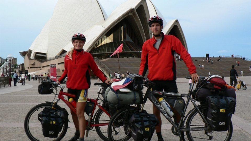 Renáta a Martin v Sydney