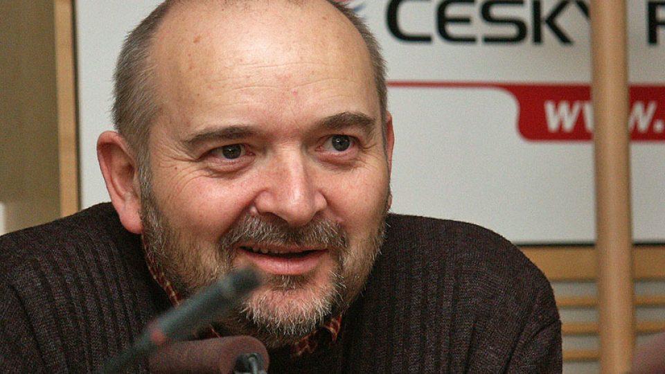 Písničkář Jan Burian