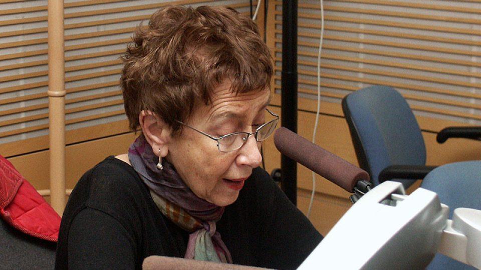 Jiřina Šiklová vypráví o věznění