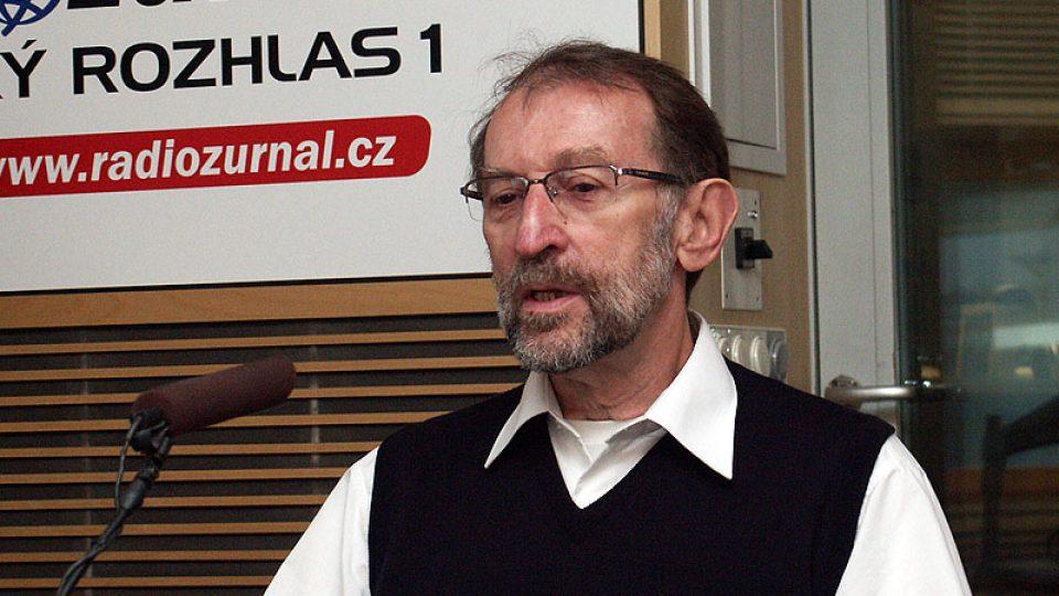 Miroslav Verner mluví