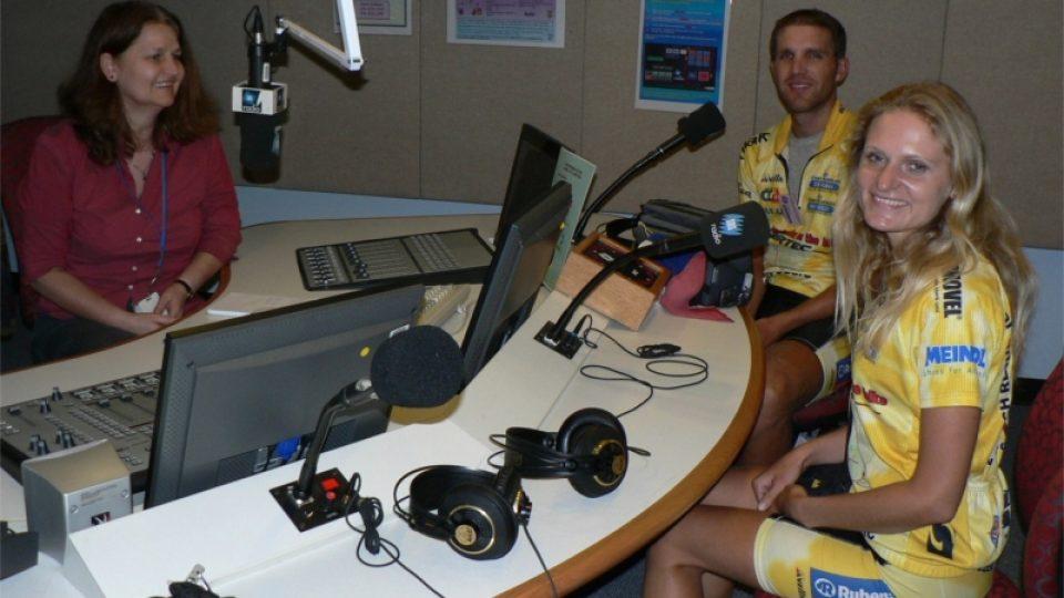 V rádiu SBS