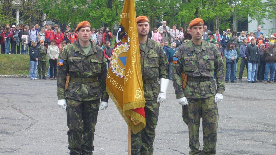 Den otevřených dveří 152. záchranného praporu Kutná Hora