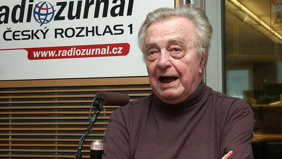 Ilja Hurník hovoří o popularizaci