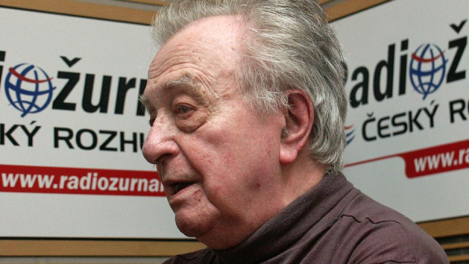 Hudební skladatel Ilja Hurník