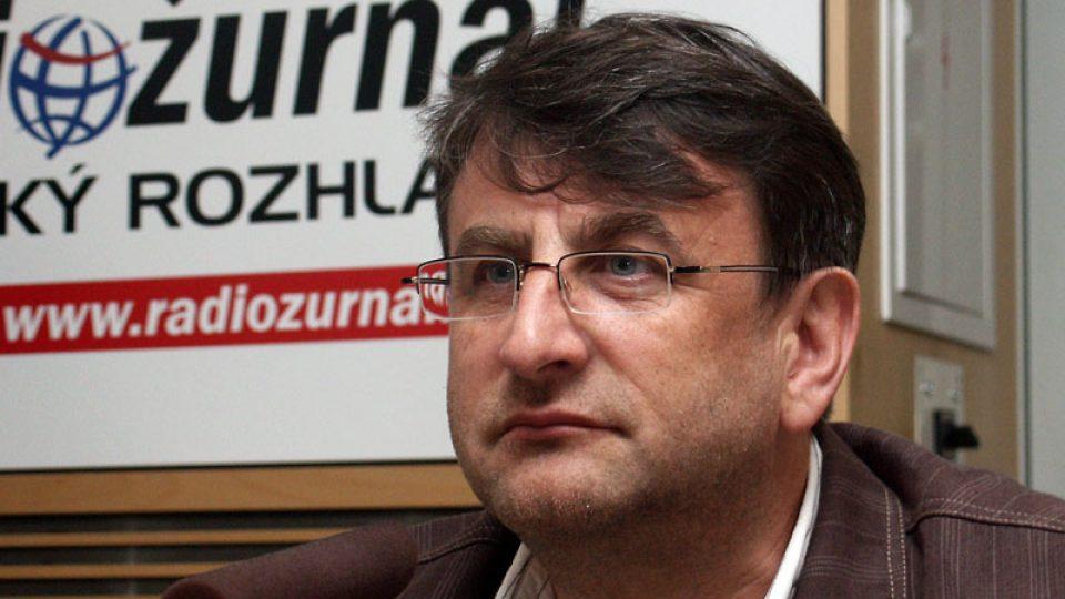 Vrakový potápěč Jindřich Böhm
