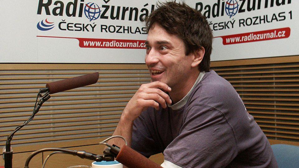 Herec a dabér Saša Rašilov