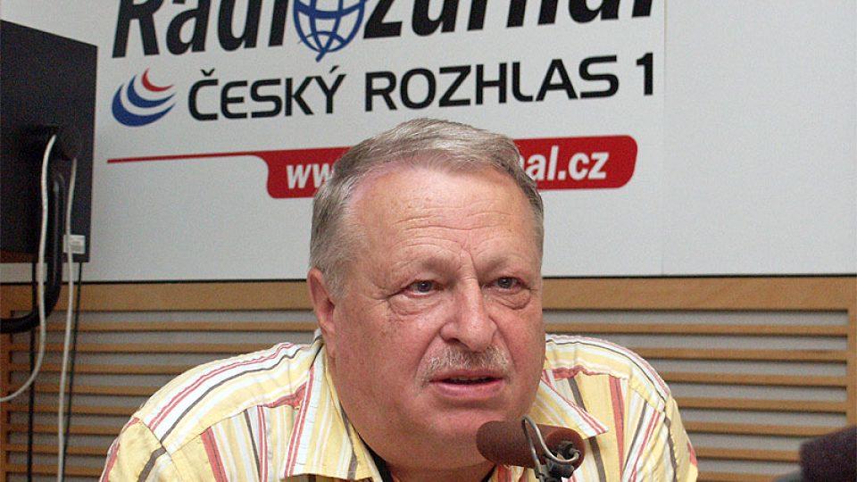 Jaroslav Klempíř přibližuje