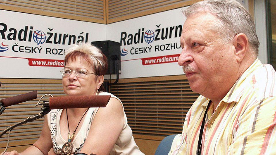 Hosty Dopoledního Radiožurnálu