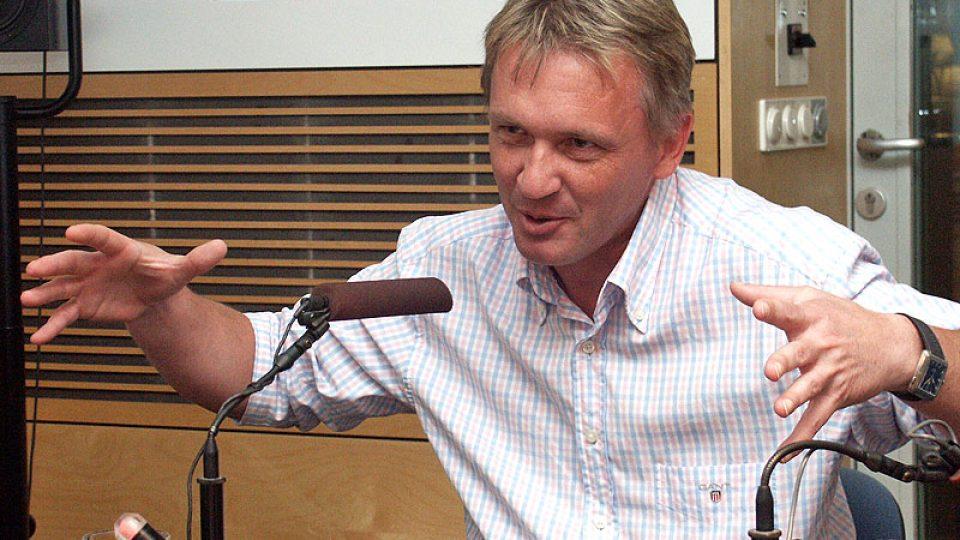 Zbigniew Czendlik mluví