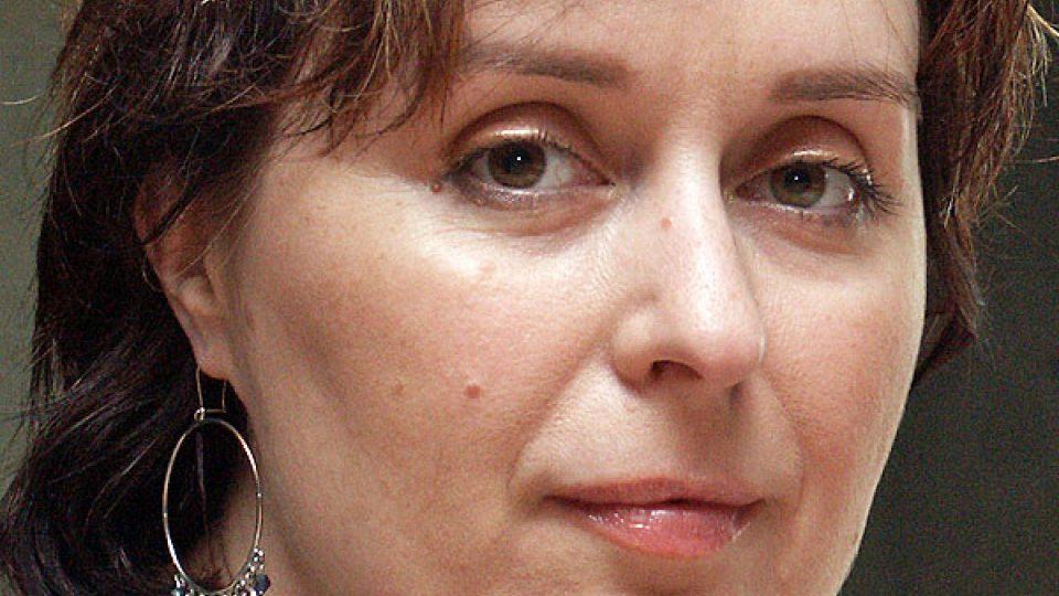 Scenáristka Lucie Konášová