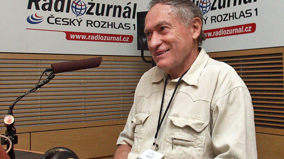Etnograf  Mnislav Zelený vypráví