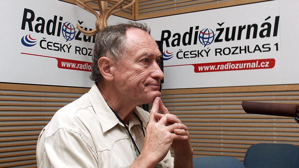 Etnograf  a bývalý velvyslanec v Kolumbii Mnislav Zelený