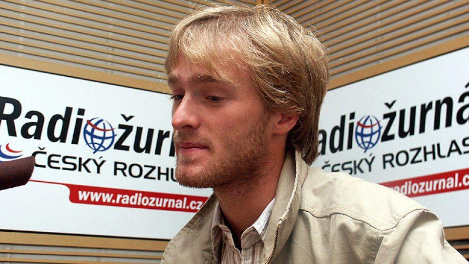 Jakub Vágner hovoří