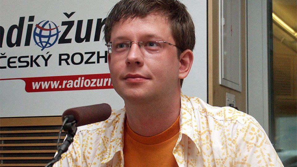 Aleš Cibulka vzpomíná na studia