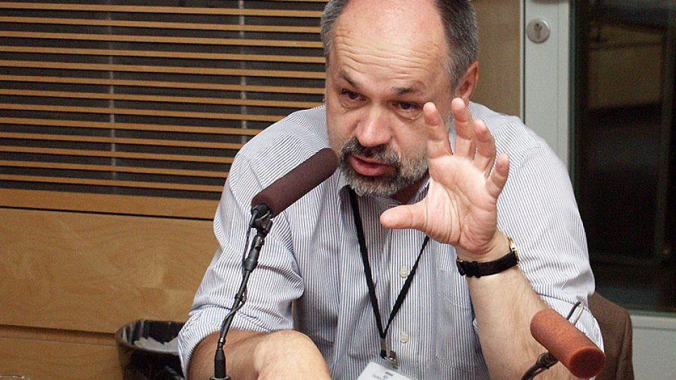 Politolog Jiří Pehe přibližuje