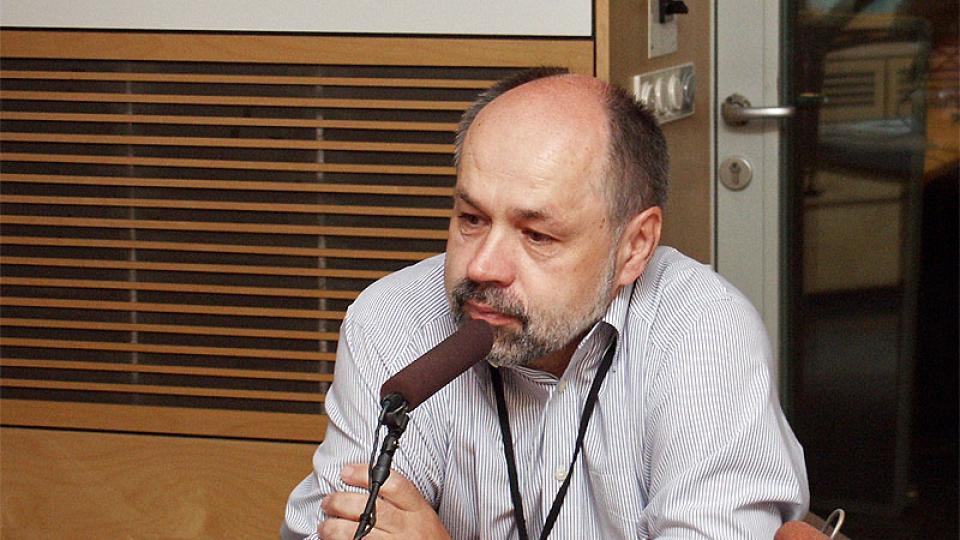 Politolog Jiří Pehe hovoří