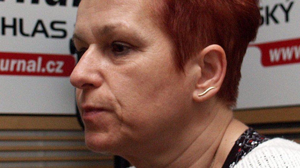 Filmová historička Eva Urbanová