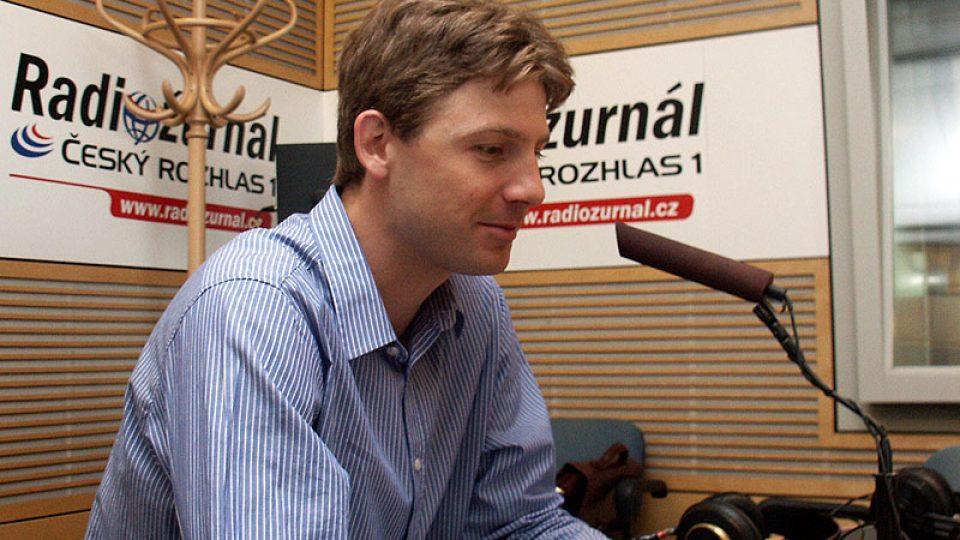 Ekonom Petr Mach v rozhovoru