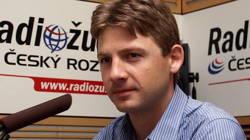 Ekonom Petr Mach